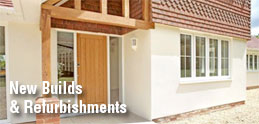 Oakley Contractors | New Builds and Refurbishments, Extensions, Kitchens, Bathrooms and much more.